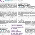 """interview Nicole Prieur : """"Des jeux relationnels plus complexes et moins stables"""""""