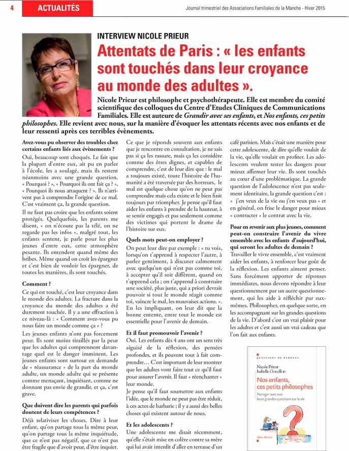 INTERVIEW-NICOLE-PRIEUR-FAMILLES-DE-LA-MANCHE-2015